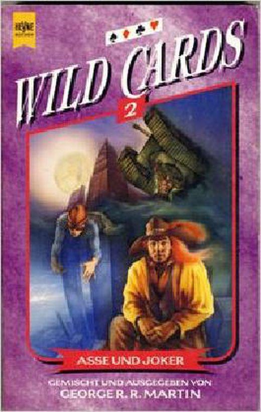 Wild cards 2  asse und joker 9783453109261 xxl