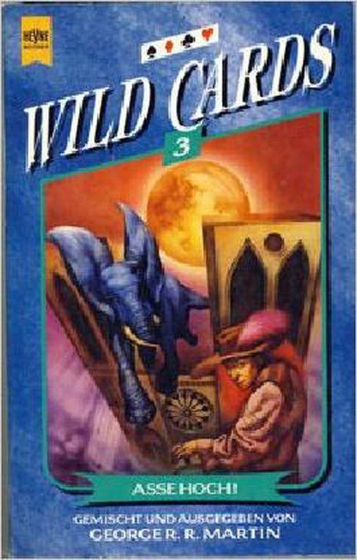 Wild cards   asse hoch 9783453109346 xxl