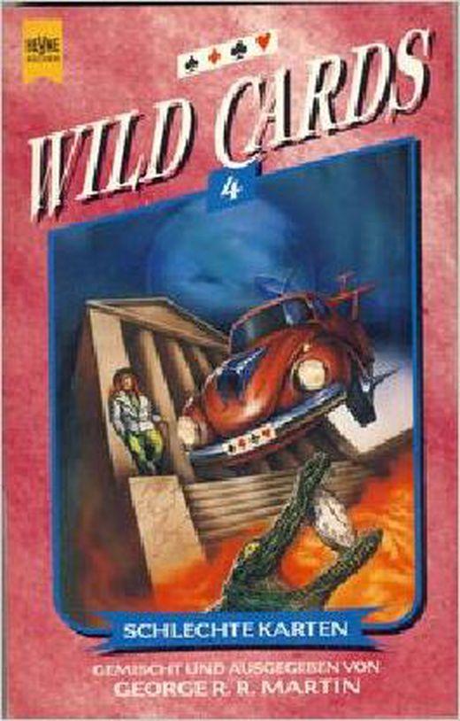 Wild cards   schlechte karten 9783453109421 xxl