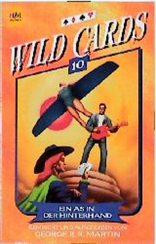 Ein as in der hinterhand  wild cards 10  9783453156425 xxl
