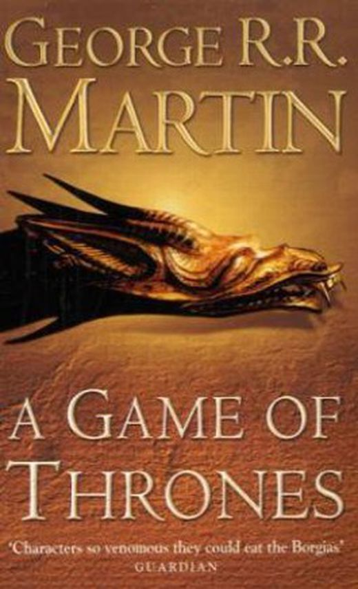 A game of thrones 9780006479888 xxl