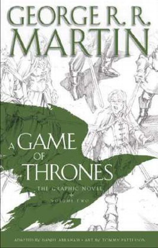 A game of thrones  the graphic novel 2 9780440423225 xxl