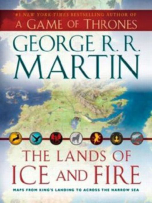 The lands of ice and fire  maps  9780007490653 xxl