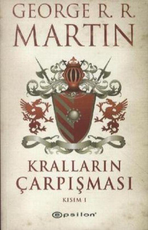 Krallarin carpismasi kisim 1  das lied von eis und feuer   der thron der sieben koenigreiche  tuerkisc 9789944824644 xxl
