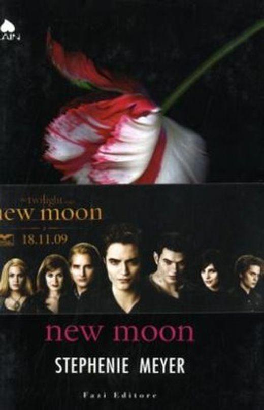 New moon  italienische ausgabe  bis s  zur mittagsstunde  italienische ausgabe 9788876250286 xxl