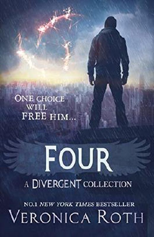 Four  a divergent collection 9780007554065 xxl