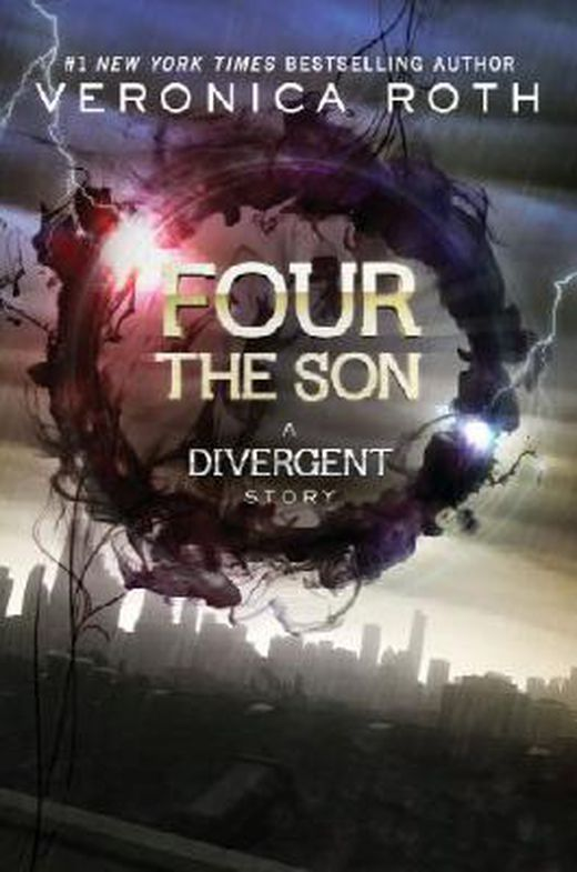 Four  the son  a divergent story  divergent trilogy  9780062285669 xxl