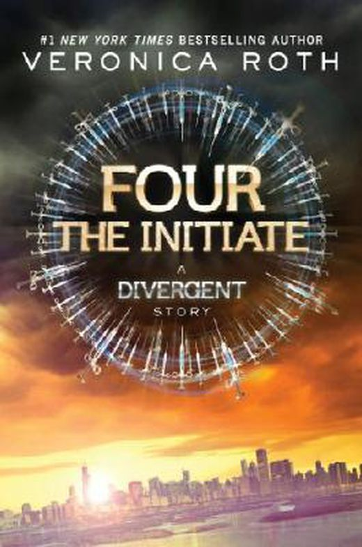Four  the initiate  a divergent story 9780062285652 xxl