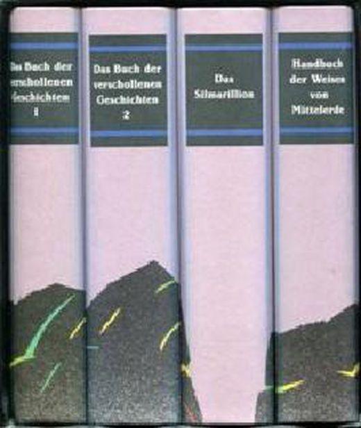 4 bande im schuber  das buch der verschollenen geschichten 1 und 2   das silmarillion   handbuch der b003vhncuy xxl