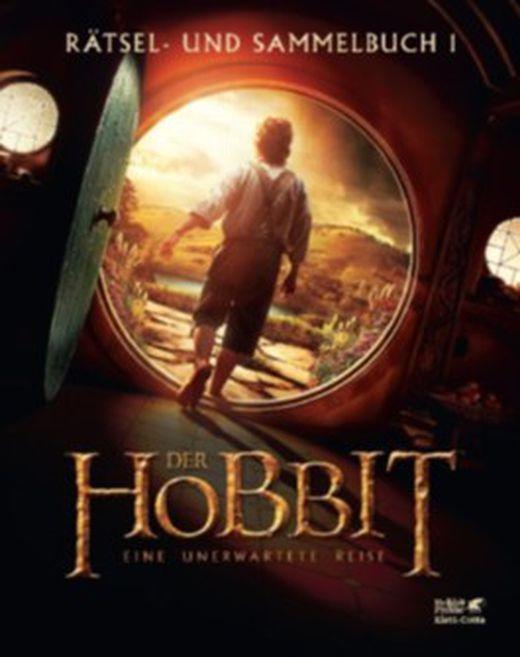 Der hobbit  eine unerwartete reise   ratsel  und sammelbuch 9783608939989 xxl