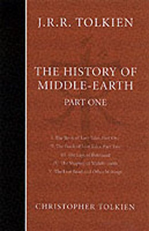 History of middle earth 9780007149155 xxl