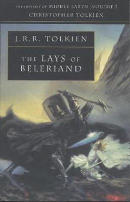 Lays of beleriand 9780261102262 xxl