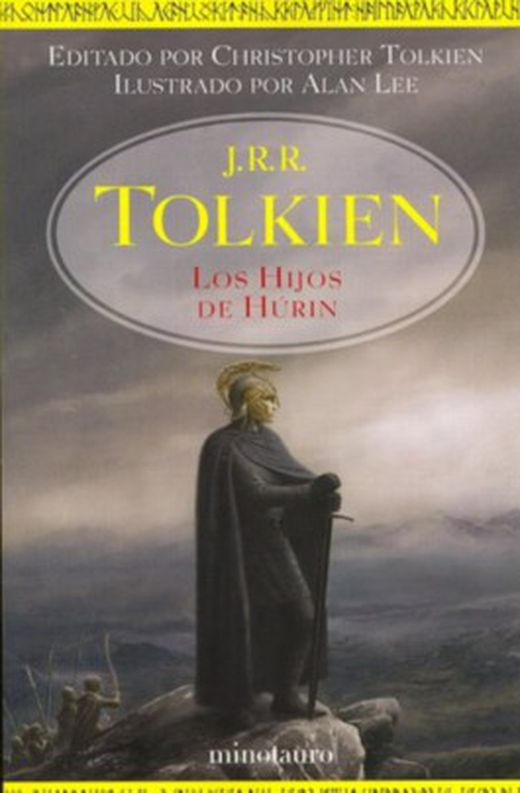 Los hijos de hurin  the tale of the children of hurin 9788445076545 xxl