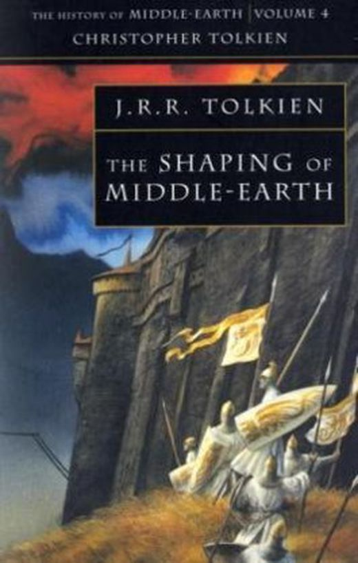 The shaping of middle earth 9780261102187 xxl