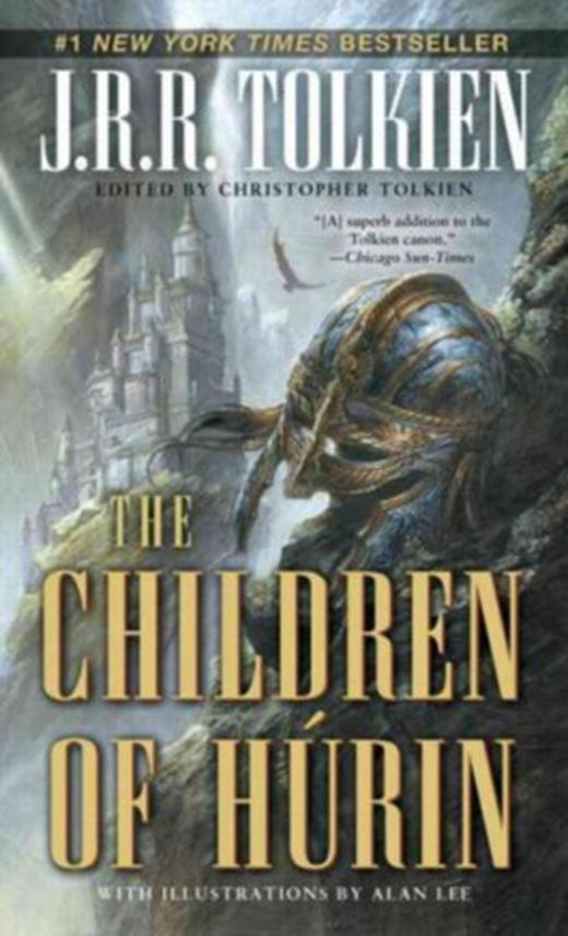 The tale of the children of hurin 9780345518842 xxl
