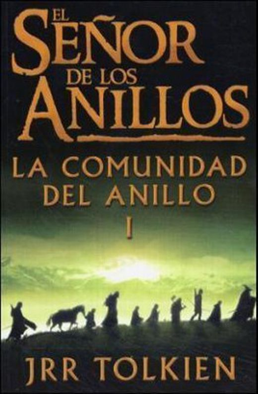 La comunidad del anillo   the fellowship of the ring 9788445075739 xxl