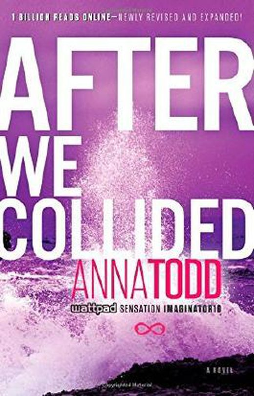 By anna todd after we collided  paperback  8601410743833 xxl