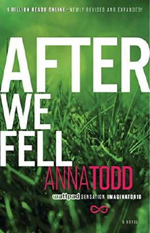 By anna todd after we fell  paperback  8601410742041 xxl