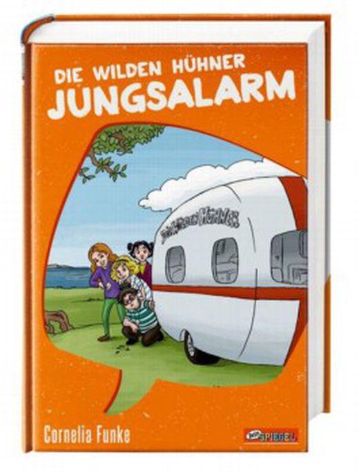 Die wilden huehner   jungsalarm  spiegel edition  9783791504926 xxl