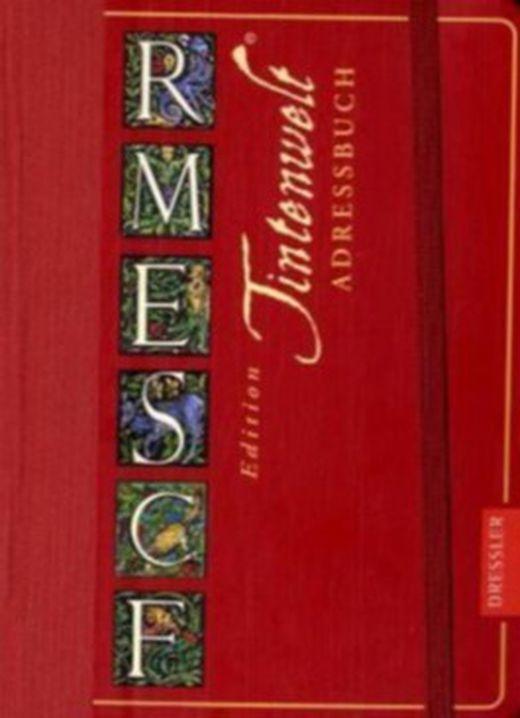 Tintenwelt adressbuch 9783791562933 xxl