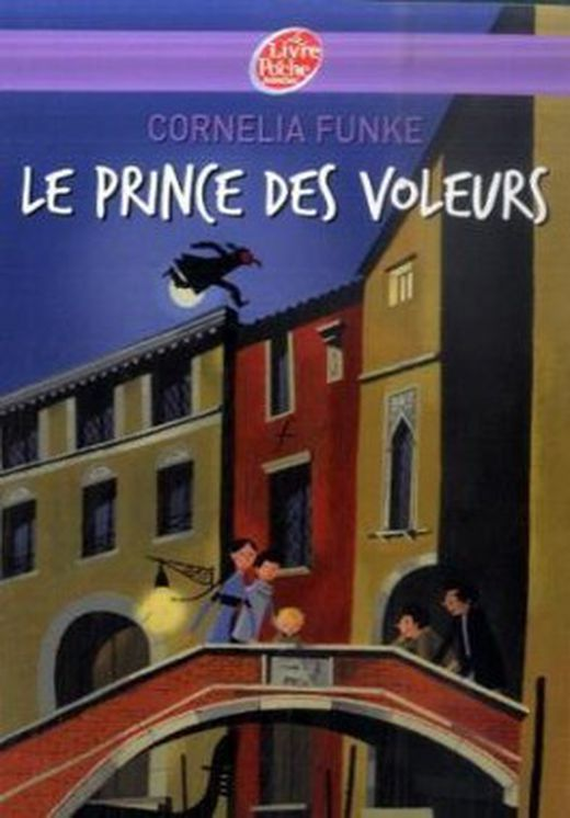 Le prince des voleurs  herr der diebe  franzoesische ausgabe 9782013227025 xxl
