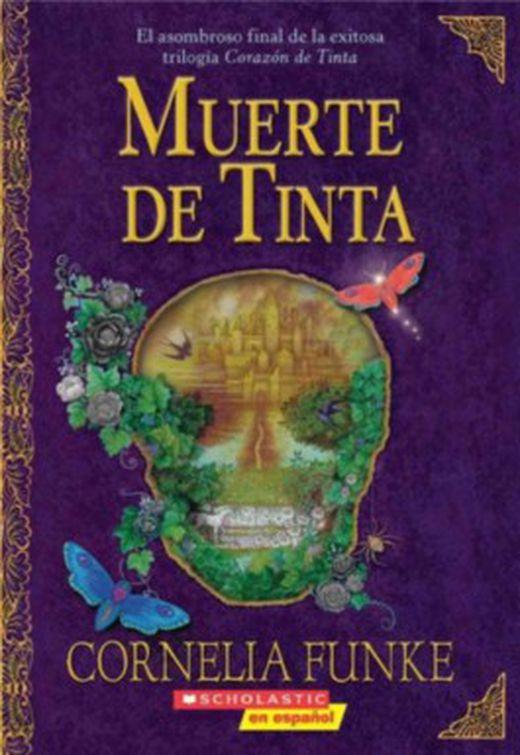 Muerte de tinta   inkdeath 9780545093620 xxl
