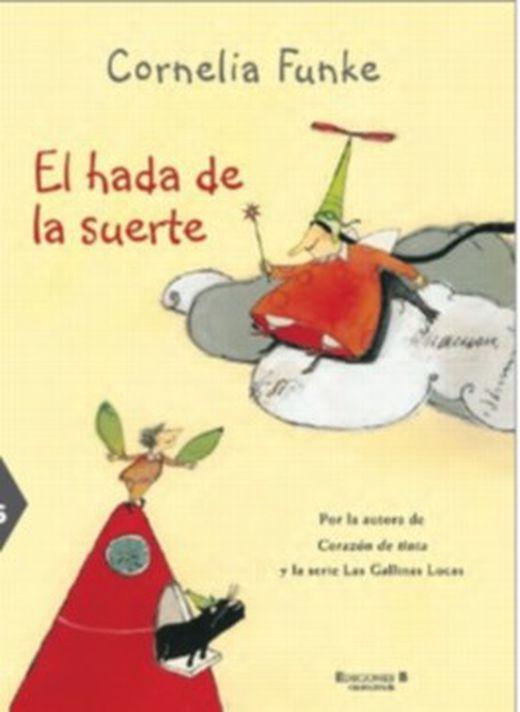 El hada de la suerte  die gluecksfee  spanische ausgabe 9788466635813 xxl