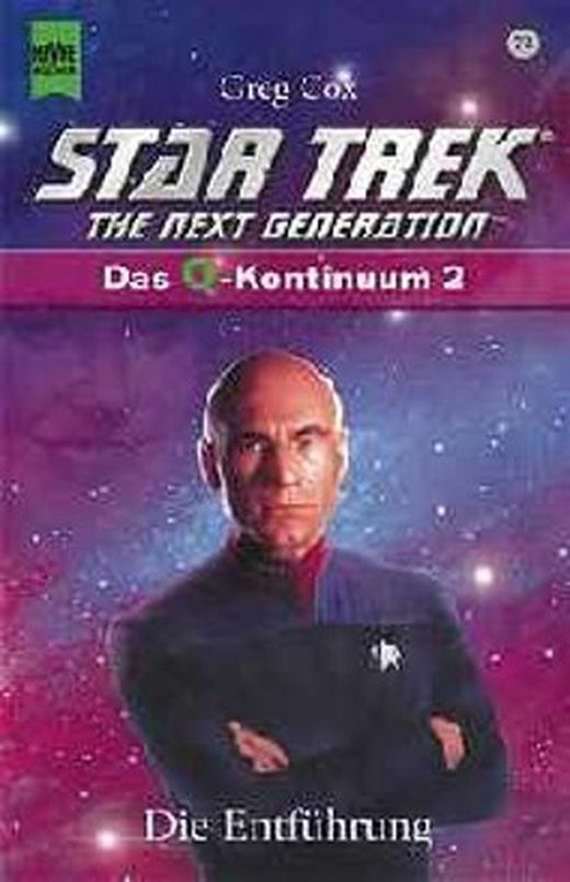 Star trek  the next generation  die entfuehrung 9783453187894 xxl