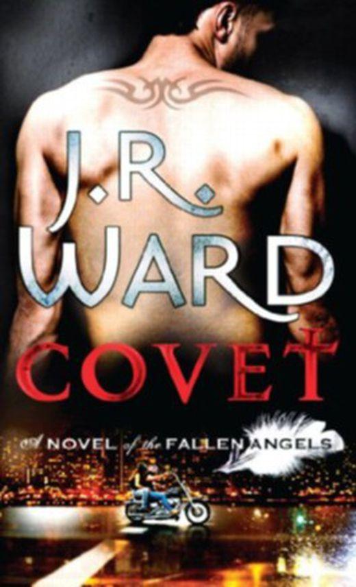 Covet  a novel of the fallen angels  1 9780748122691 xxl