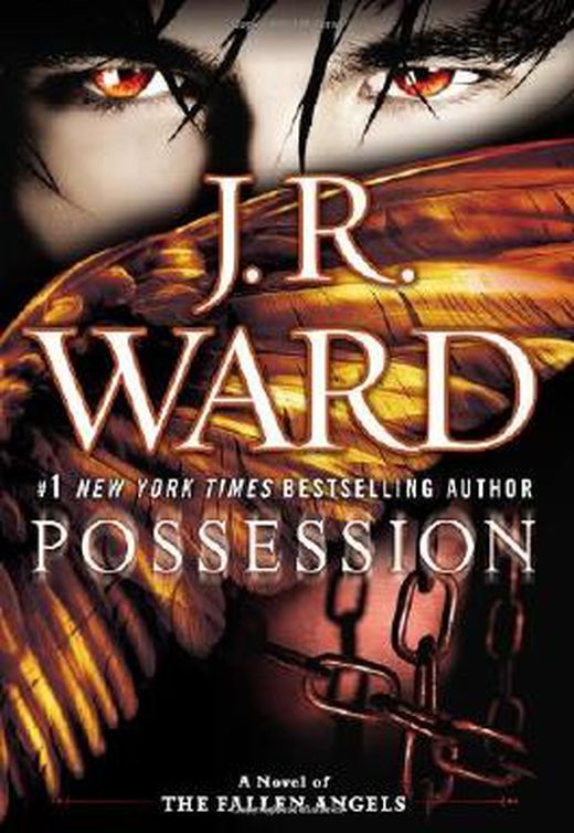 Possession  a novel of the fallen angels 9780451240194 xxl