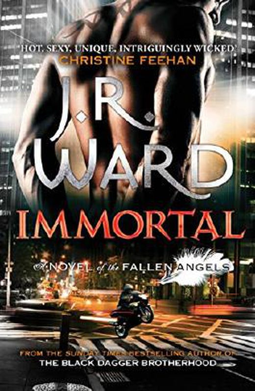 Immortal  number 6 in series  fallen angels  9780748131174 xxl