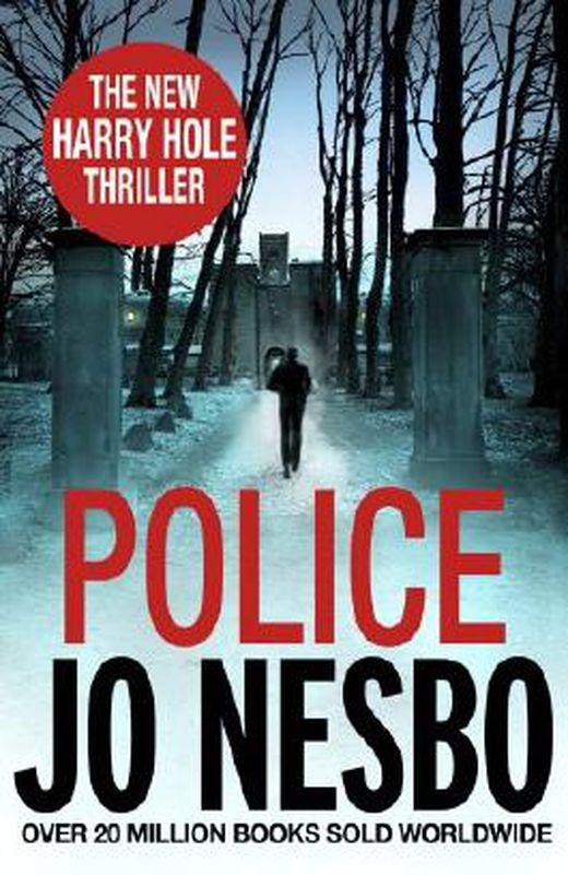 Police  a harry hole thriller  oslo sequence 8   harry hole 8  9781846555961 xxl