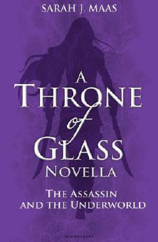 The assassin and the underworld  throne of glass book 1  9781408834220 xxl