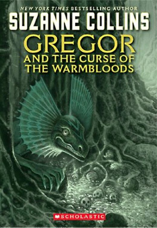 Gregor and the curse of the warmbloods 9781407121154 xxl
