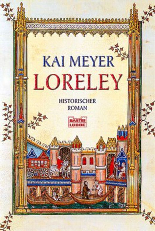 Loreley 9783404153343 xxl