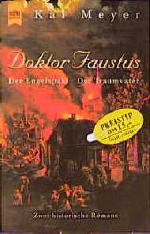 Doktor faustus trilogie band 1 und 2 9783453162822 xxl