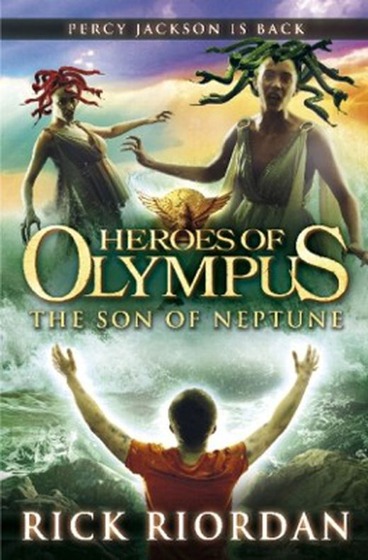 Heroes of olympus   the son of neptune 9780141335735 xxl