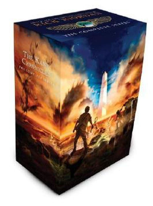 The kane chronicles box set by riordan  rick  2013  paperback b00ovmovqw xxl