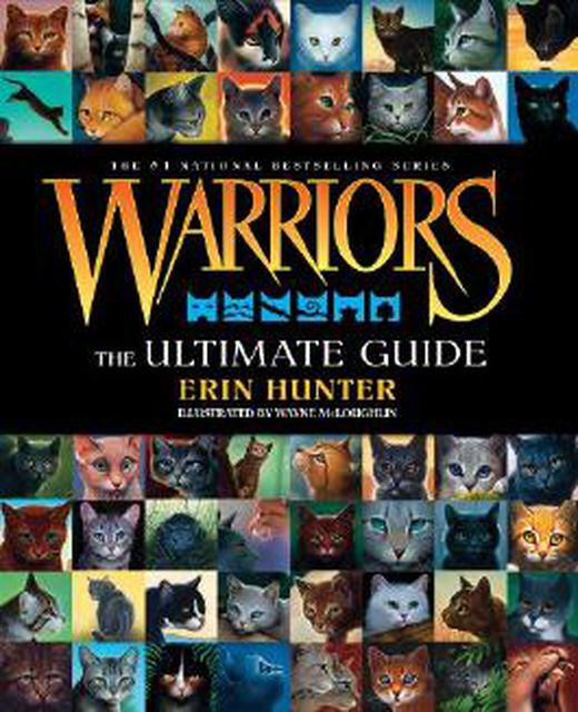 Warriors  the ultimate guide 9780062245342 xxl