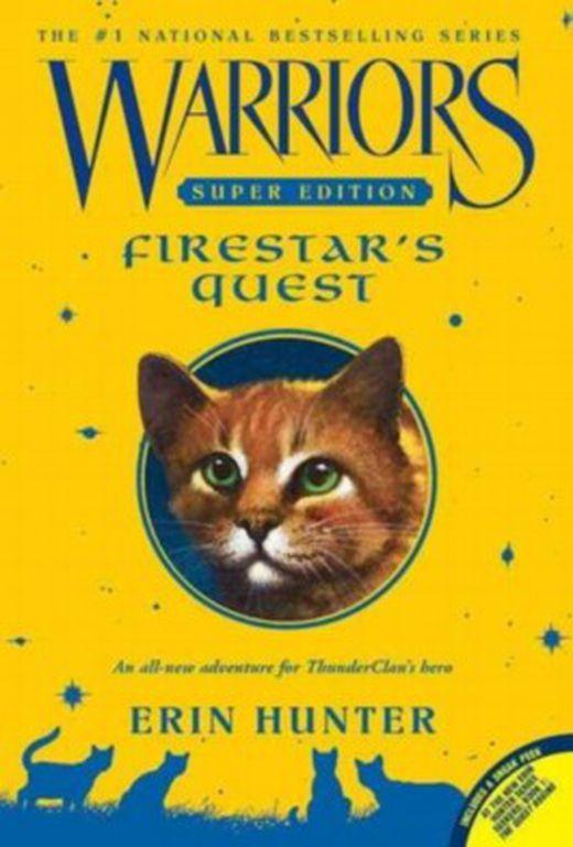 Warriors firestar s quest 9780061973680 xxl