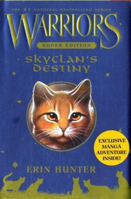 Skyclan s destiny 9780061699948 xxl