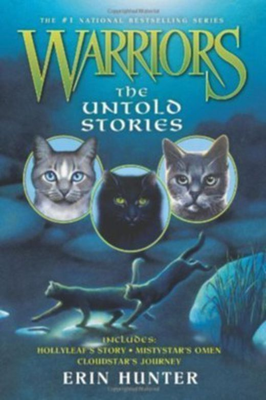 Warriors  the untold stories by hunter  erin   2013   b00e31sci4 xxl
