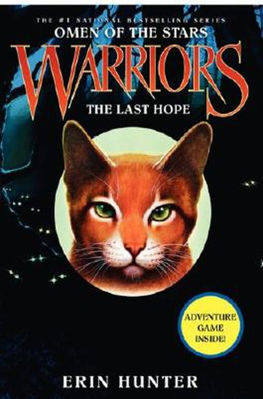 Warriors  omen of the stars  6  the last hope 9780062102140 xxl