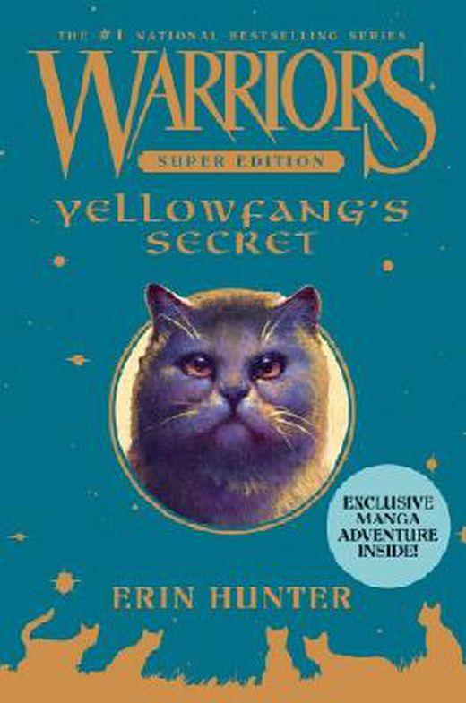 Warriors super edition  yellowfang s secret 9780062082176 xxl