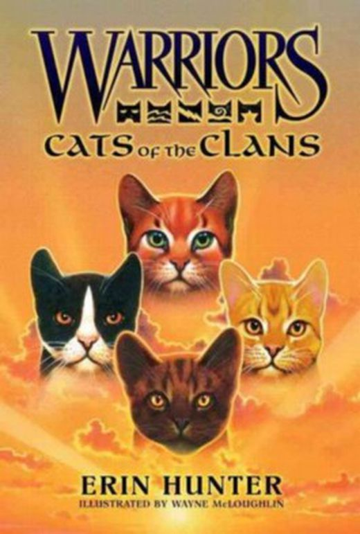 Warriors  cats of the clans 9780061973697 xxl