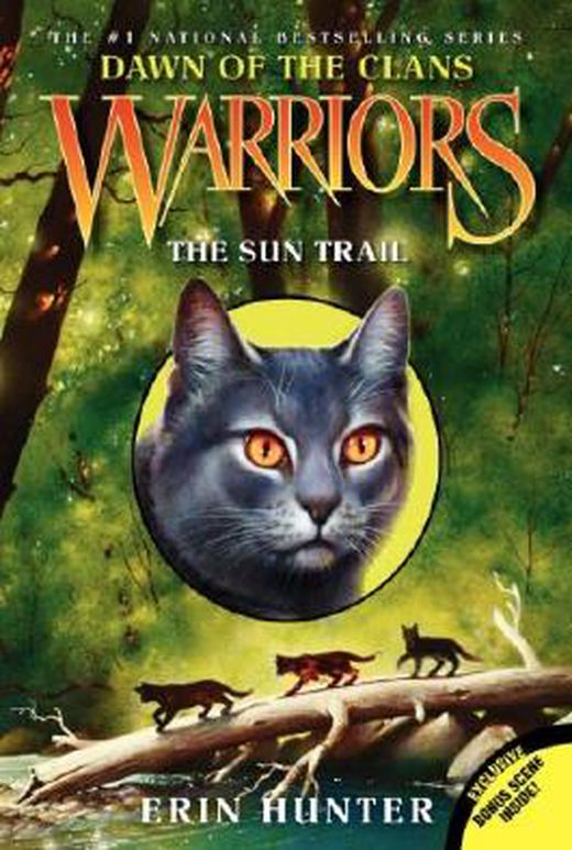 By hunter  erin   warriors  dawn of the clans  1  the sun trail  warriors  dawn of the clans      wa 8601300047409 xxl