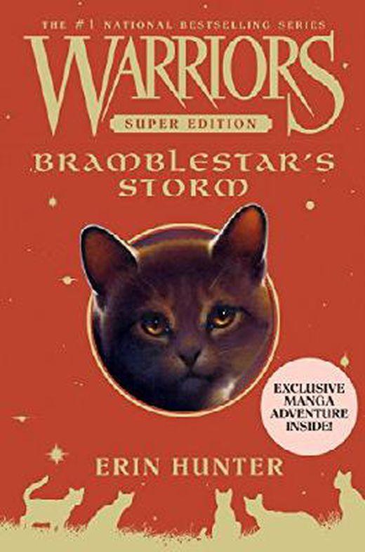 Warriors super edition  bramblestar s storm 9780062291462 xxl