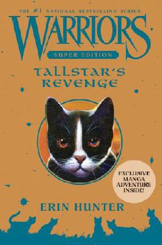 Warriors super edition  tallstar s revenge 9780062218070 xxl