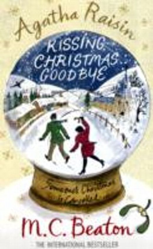 Agatha raisin and kissing christmas goodbye 9781849011518 xxl