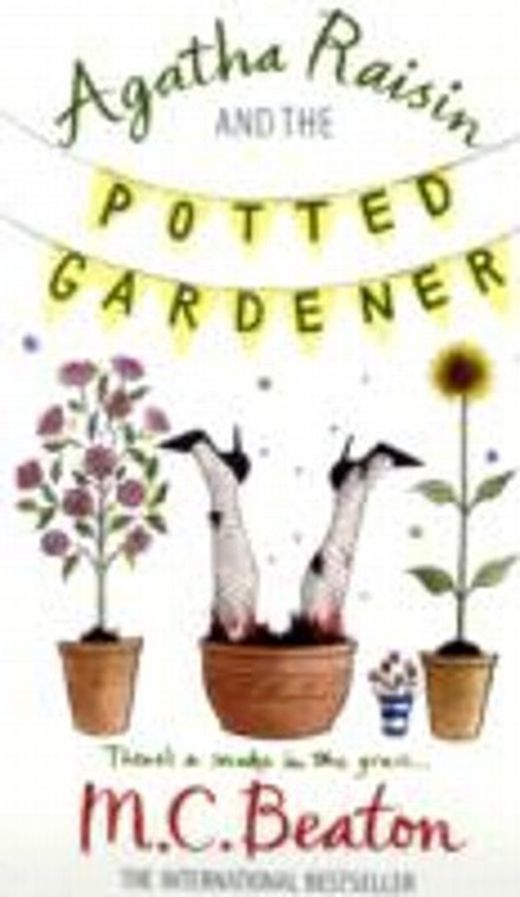 Agatha raisin and the potted gardener 9781849011365 xxl